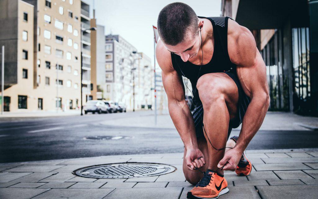 lange spieren door bodybuilding